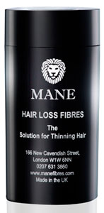 mane hair loss fibres