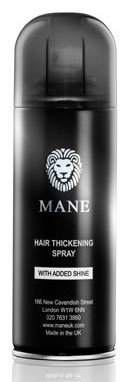 mane hair thickener spray