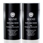 mane hair loss fibres 2 cans