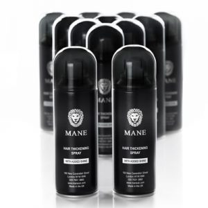 mane hair thickening spray 12 cans